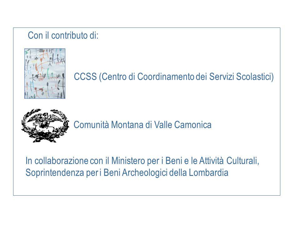 E con: il coordinamento del prof.Paolo Franco Comensoli Il coordinamento del prof.