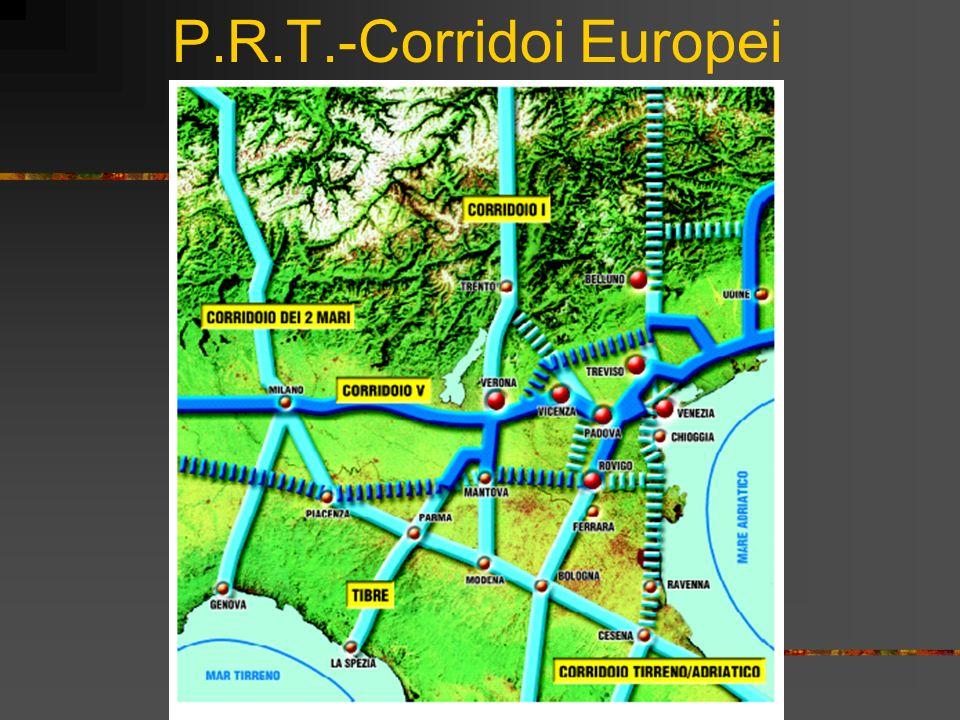 P.R.T.-Corridoi Europei
