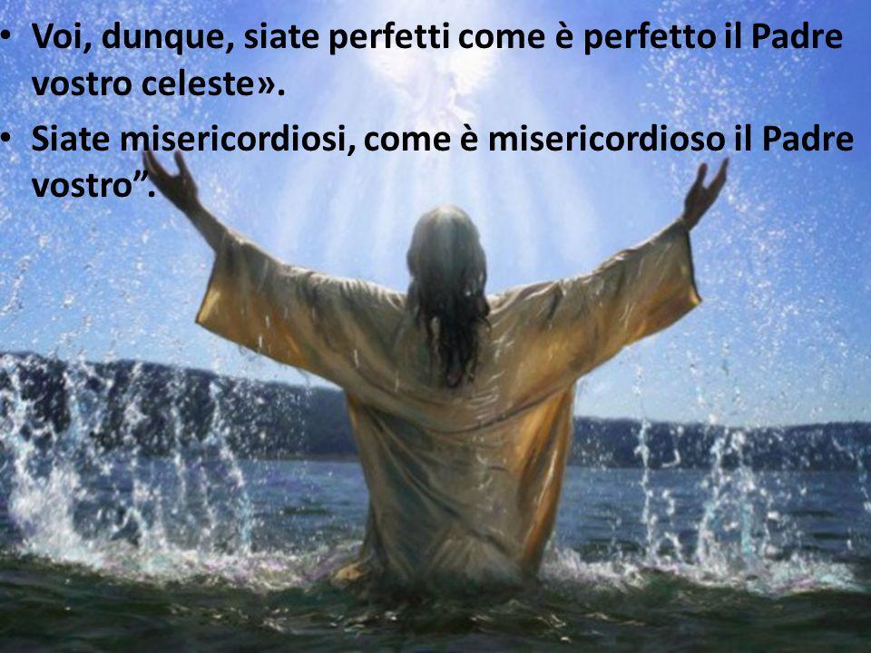 Luca descrive Dio come un Padre misericordioso, vi ricorda qualcosa questa espressione.