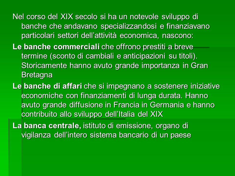La Banca dItalia La Banca dItalia (1893) è un istituto di diritto pubblico con quote possedute da banche, è la banca centrale nazionale ed è parte del SEBC.