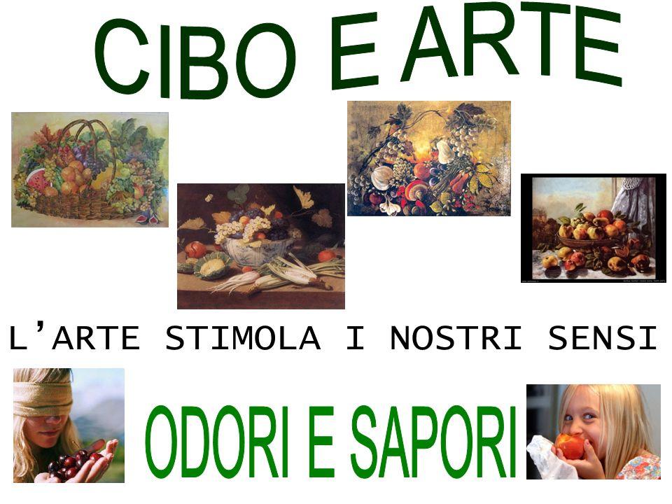 LARTE STIMOLA I NOSTRI SENSI