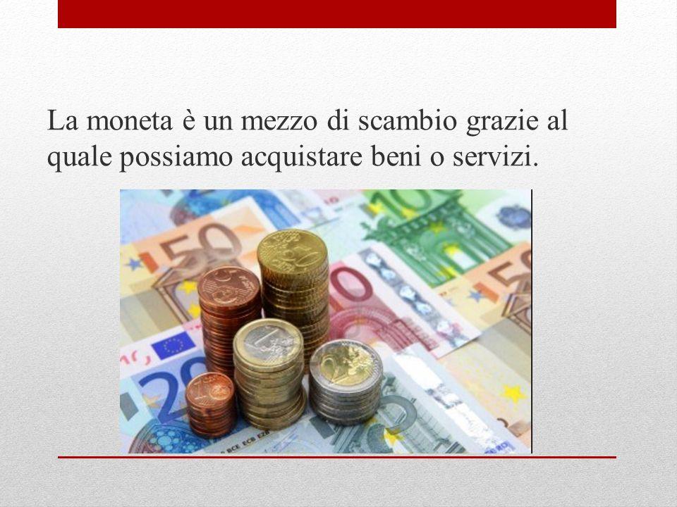 Il valore della moneta può essere classificato in due modi: a) valore nominale: valore impresso sulla moneta b) valore reale: potere dacquisto della moneta, cioè la quantità di beni e servizi che può essere acquistata con l impiego della moneta