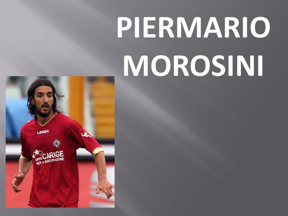 Piermario Morosini è un calciatore italiano nato il 5 luglio 1986 a Bergamo e morto il 14 aprile 2012 a Pescara.