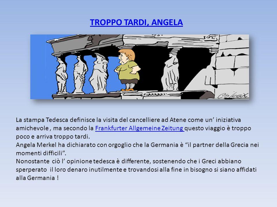 CRISI IN GRECIA: La crisi greca, esplosa alla fine del 2009, non ha ancora finito di stupire e preoccupare. La crisi greca mette in dubbio l'architett