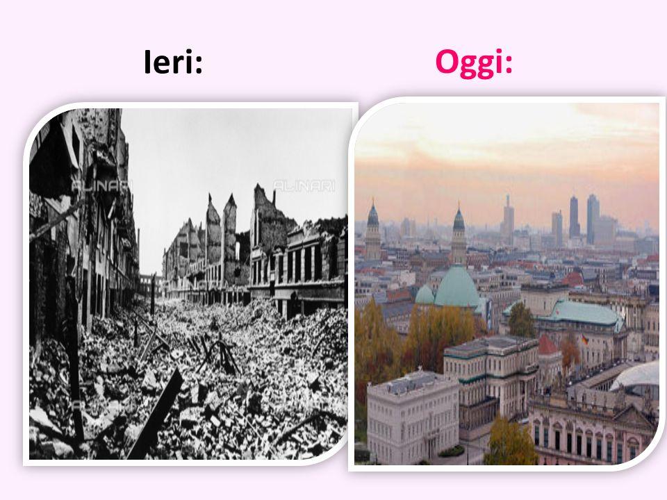 LA CULTURA DELLE REGOLE: Per capire la Germania di oggi cè una parola chiave: qualità. Nel prodotto, nel mercato del lavoro, nelle strutture istituzio