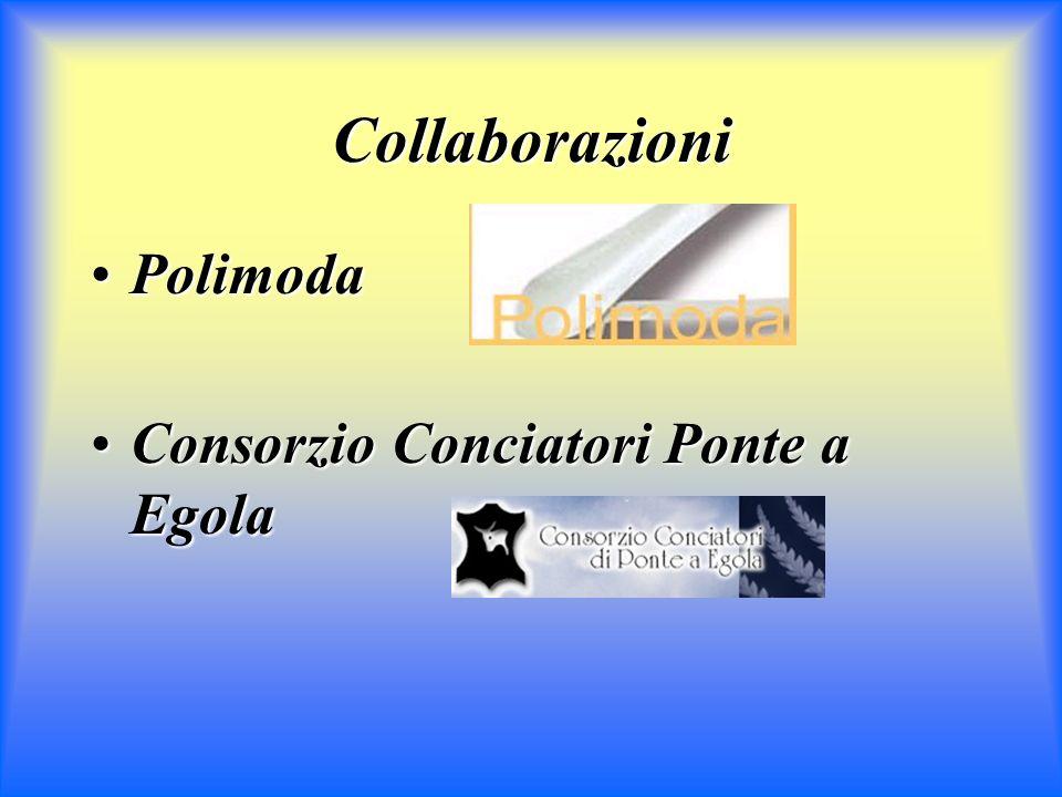 Collaborazioni PolimodaPolimoda Consorzio Conciatori Ponte a EgolaConsorzio Conciatori Ponte a Egola