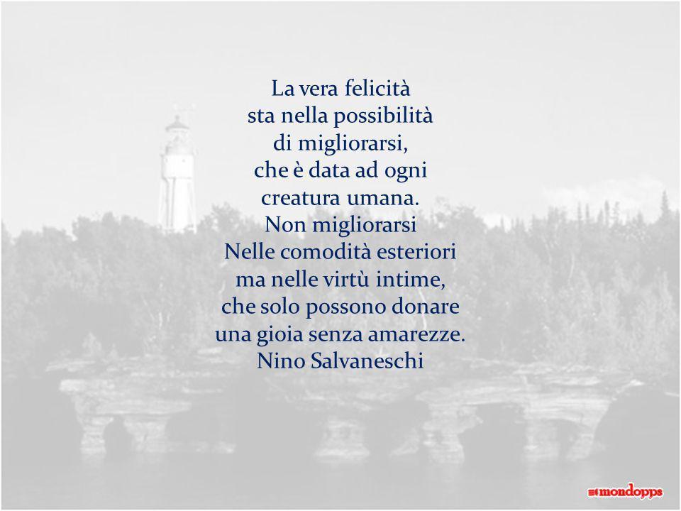 Fari & felicità (Poesie)