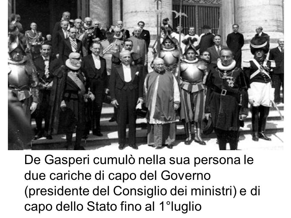 L Accordo De Gasperi-Gruber, così chiamato secondo gli allora ministri degli esteri italiano e austriaco, venne firmato il 5 settembre 1946 a Parigi a margine dell omonimo trattato.