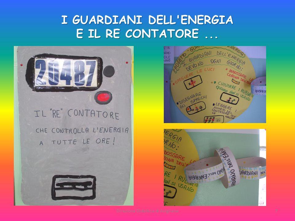 7 I GUARDIANI DELL'ENERGIA E IL RE CONTATORE...