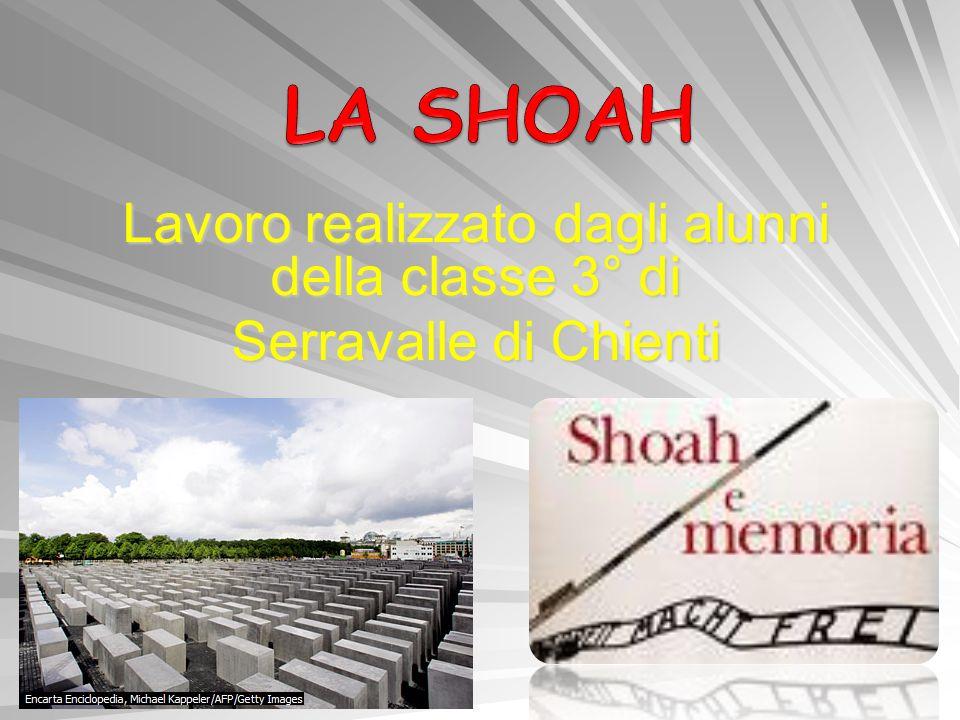 Lavoro realizzato dagli alunni della classe 3° di Serravalle di Chienti