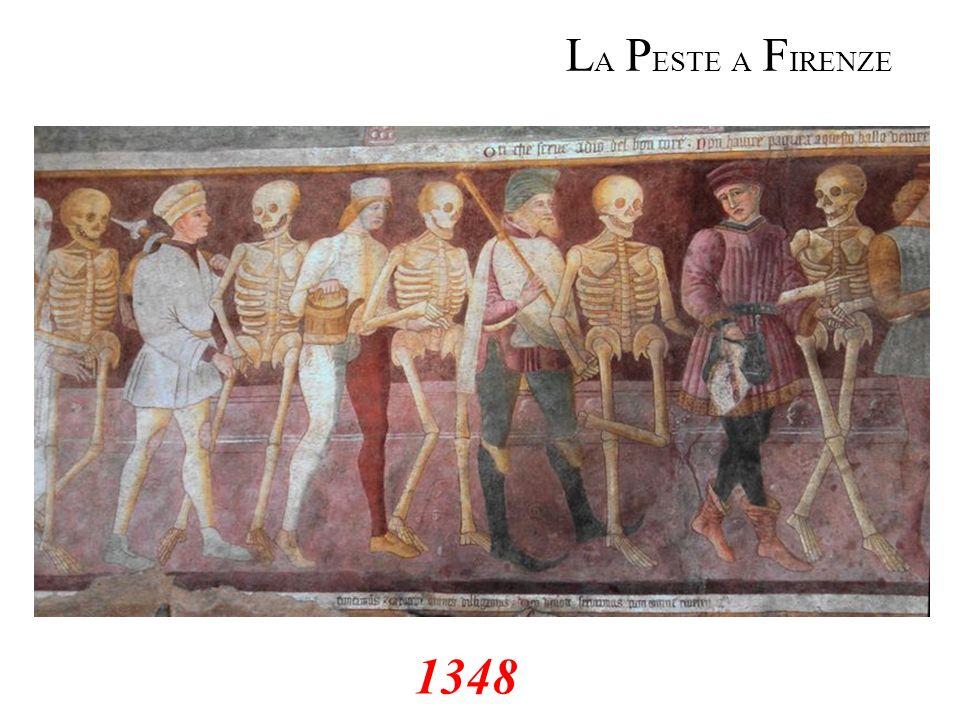 L A P ESTE A F IRENZE 1348