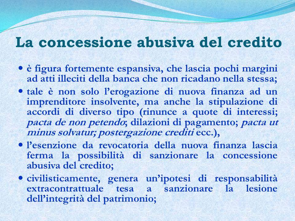 (B) Responsabilità nella cogestione dellimpresa in crisi R.