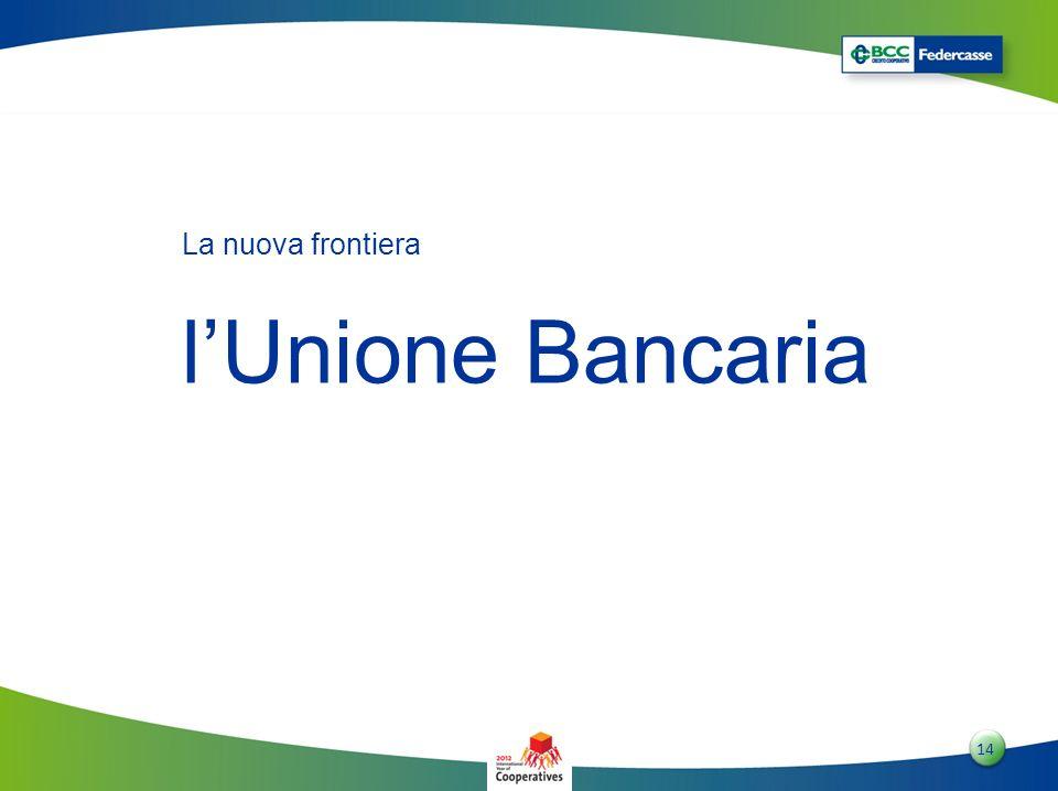 1414 14 La nuova frontiera lUnione Bancaria