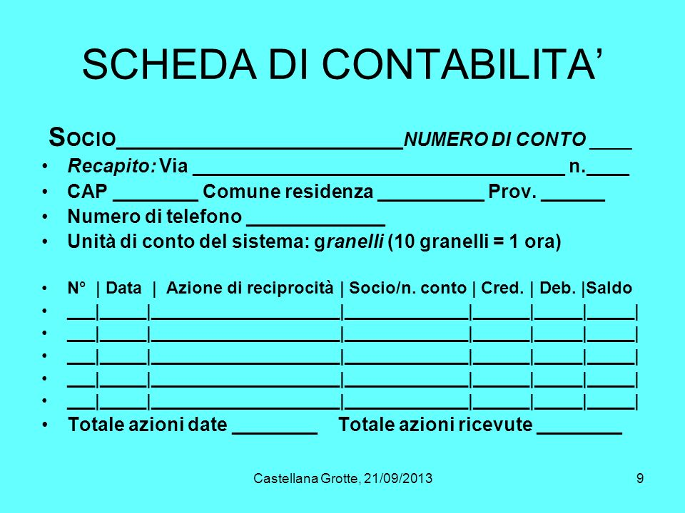 Castellana Grotte, 21/09/201310