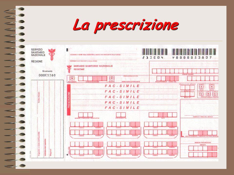 D.M 18/5/2004: ha approvato i nuovi modelli dei ricettari medici a lettura ottica D.M 18/5/2004: ha approvato i nuovi modelli dei ricettari medici a lettura ottica Circolare regionale n.23 del 24/12/2004: indicazione in merito ai requisiti ed alle modalità di compilazione della nuova ricetta Circolare regionale n.23 del 24/12/2004: indicazione in merito ai requisiti ed alle modalità di compilazione della nuova ricetta 1/4/2005: data di entrata in vigore della nuova ricetta in Emilia Romagna 1/4/2005: data di entrata in vigore della nuova ricetta in Emilia Romagna