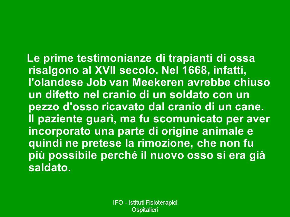 IFO - Istituti Fisioterapici Ospitalieri I Natali degli Istituti Fisioterapici Ospitalieri 80 anni di ricerca e cura a Roma LIperboleo di Salvatore Fiume