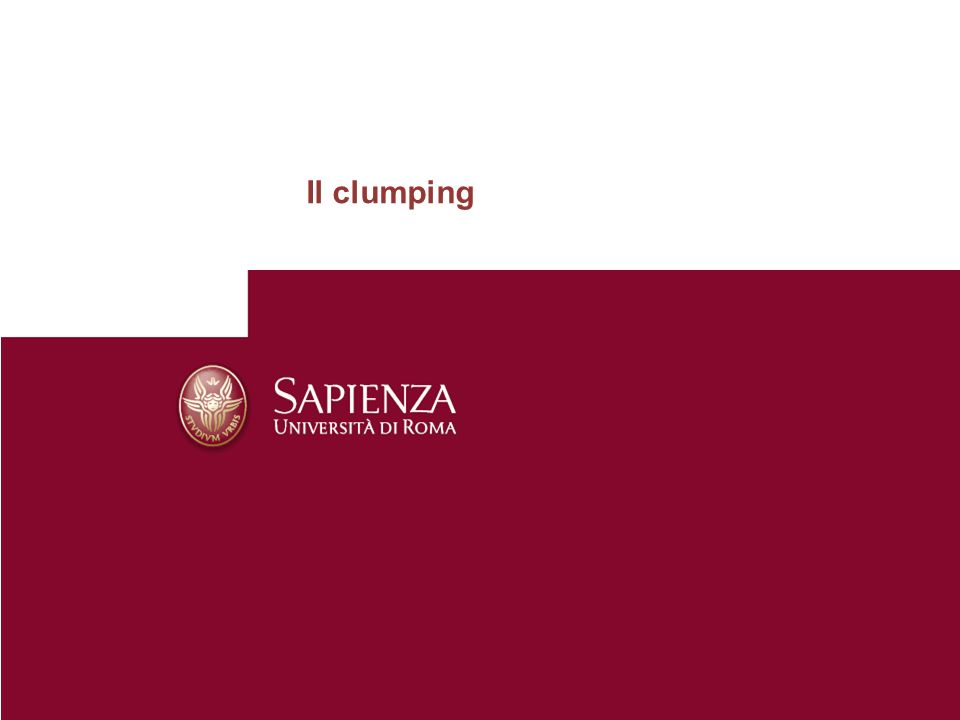 Il clumping
