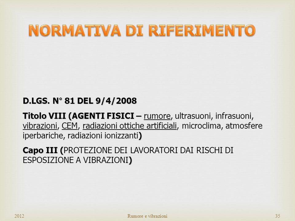 IN ITALIA IL 26 % DEI LAVORATORI E ESPOSTO A VIBRAZIONI MECCANICHE - 11% con esposizione giornaliera continua o quasi con utensili e/o macchine vibran