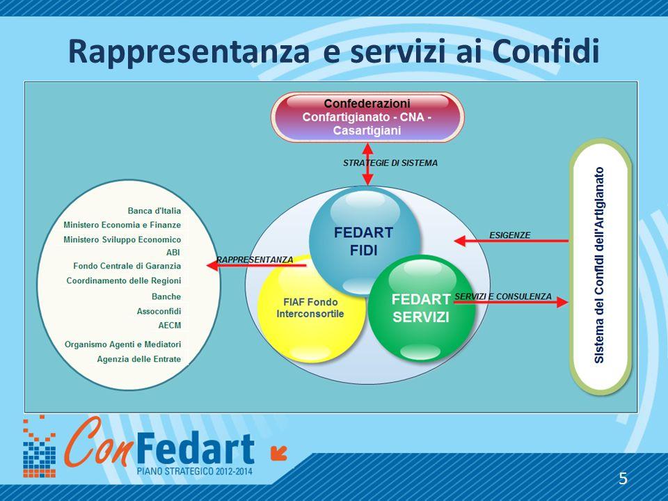 Rappresentanza e servizi ai Confidi 5