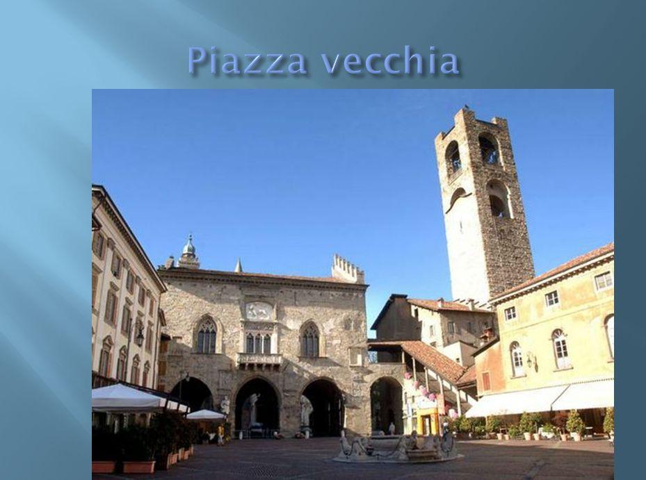 Piazza SantAnna 50 anni fa