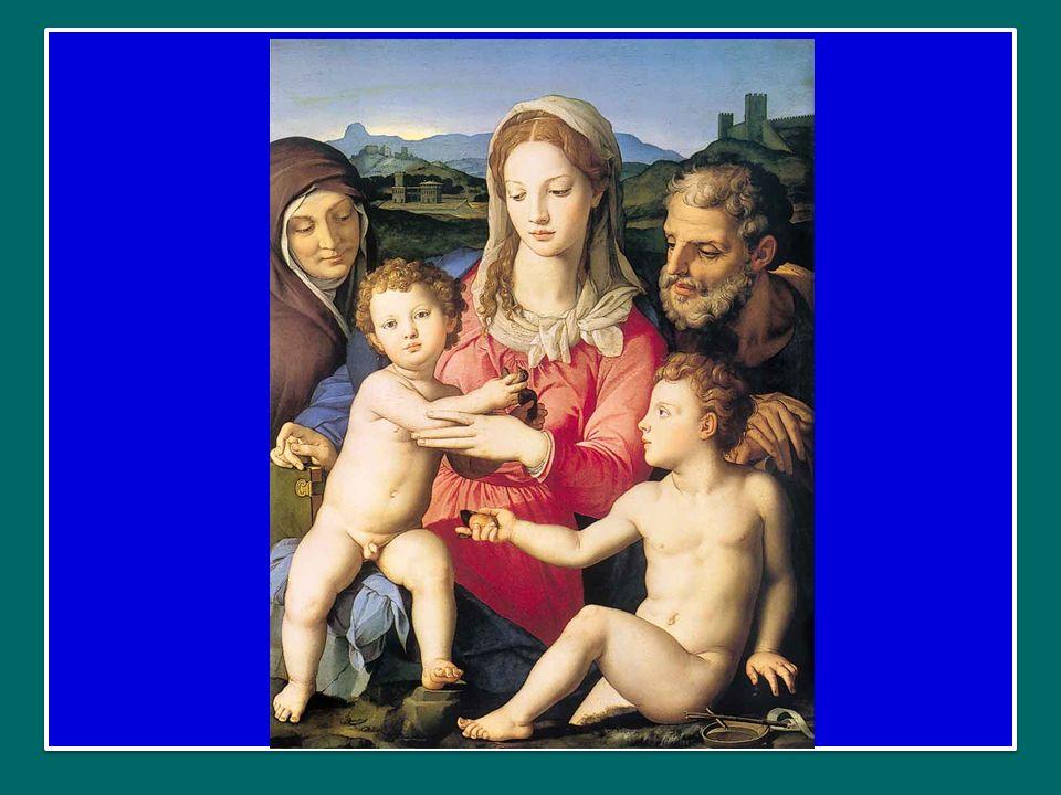 Care famiglie, vivete sempre con fede e semplicità, come la santa Famiglia di Nazaret.