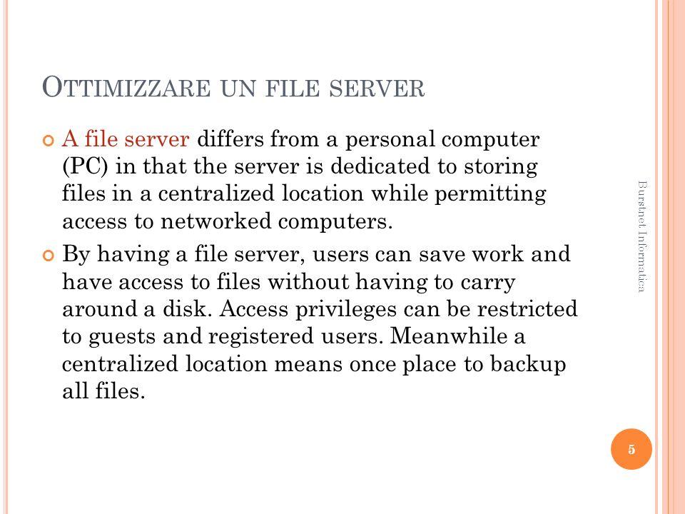 O TTIMIZZARE UN SERVER FTP Il File Transfer Protocol ( FTP ) ( protocollo di trasferimento file ) è un Protocollo per la trasmissione di dati tra host basato su TCP.