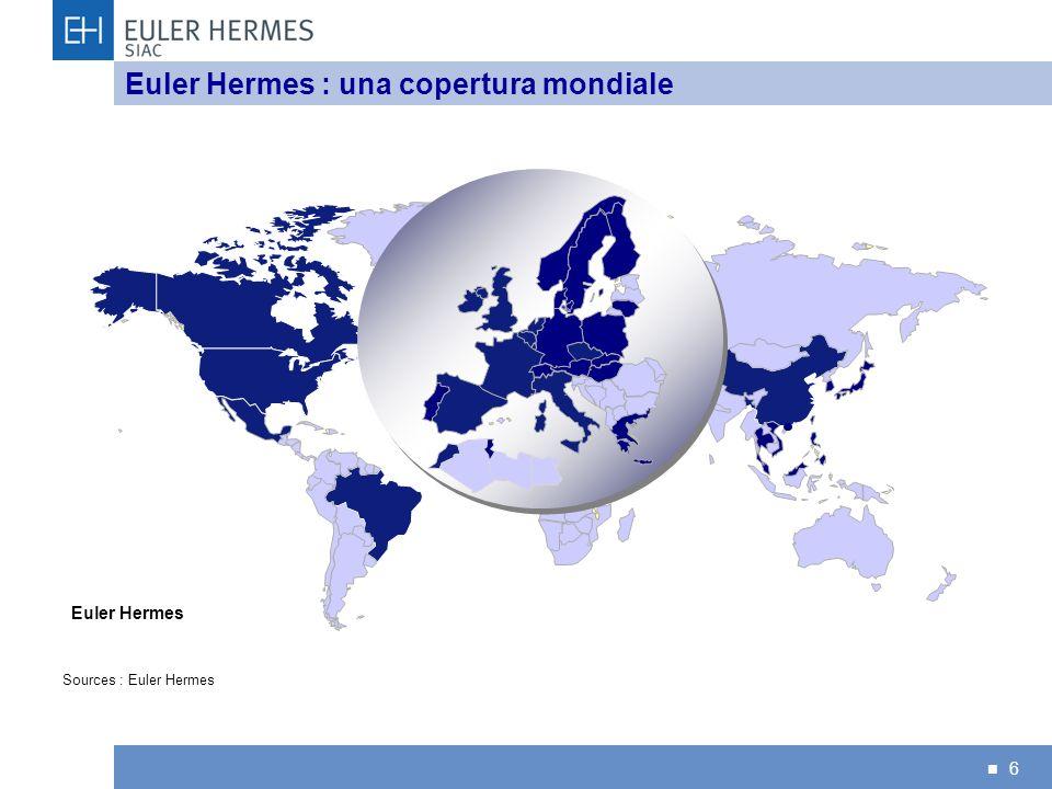6 Euler Hermes : una copertura mondiale