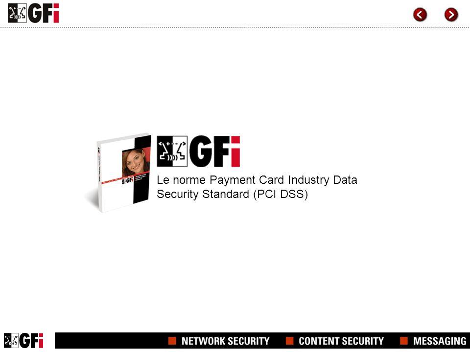 Schema riassuntivo della presentazione Perché le norme PCI DSS Conformità e livelli di convalida Dati dei titolari di carte di credito o debito Il punto di vista legale Esecuzione di una verifica PCI DSS Riduzione dei costi attraverso l automazione