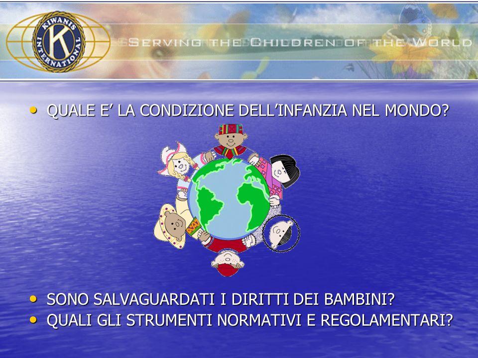 Il 20 novembre 1989 a New York LAssemblea Generale delle Nazioni Unite approva la CONVENZIONE INTERNAZIONALE SUI DIRITTI DELLINFANZIA CONVENZIONE INTERNAZIONALE SUI DIRITTI DELLINFANZIA IL BAMBINO SOGGETTO DI DIRITTI E NON OGGETTO DI TUTELA