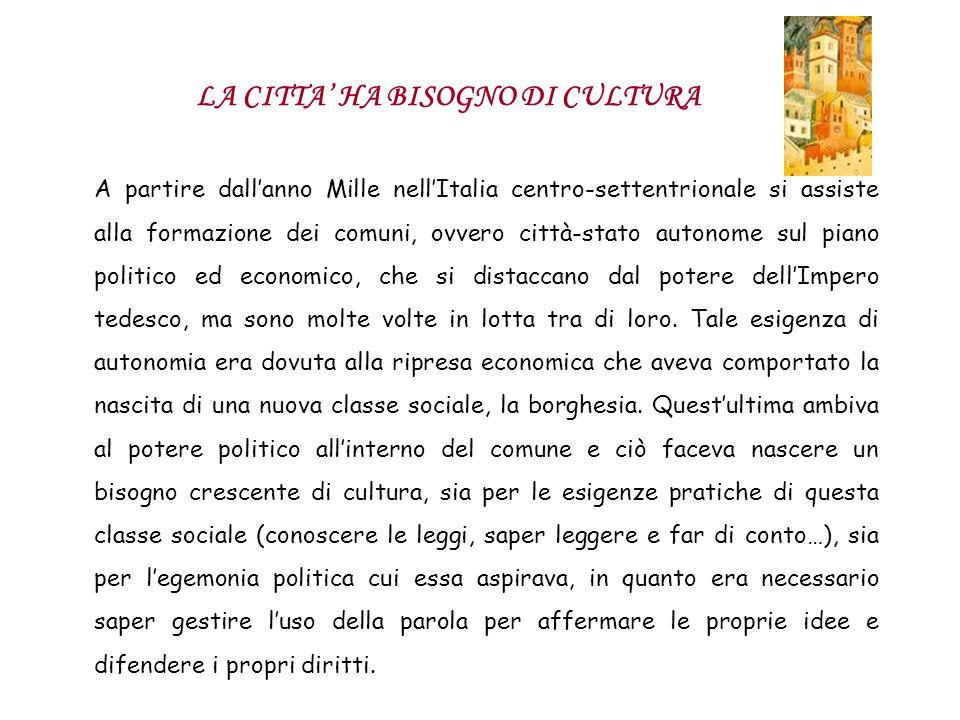 Dante profetizza anche un simbolico veltro che ucciderà la lupa e che potrebbe essere, se interpretato in chiave morale, o Dante stesso (missionario in quanto poeta prescelto da Dio) o il papa Benedetto XI, successore di Bonifacio VIII, mentre in chiave politica o il già citato Arrigo VII, oppure Cangrande della Scala, suo protettore ed estimatore.