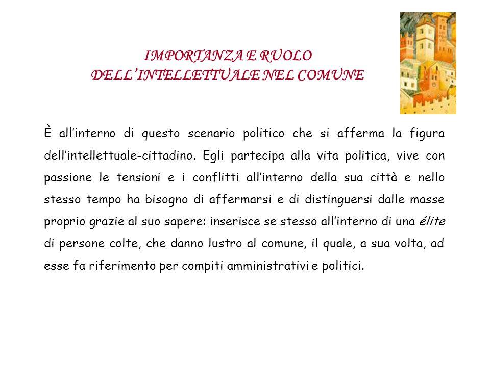 La Firenze di Dante era un comune dei più potenti, ma anche dei più agitati.