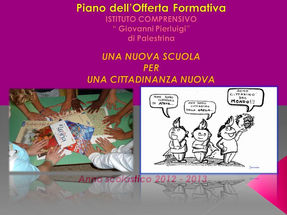 Palestrina rappresentata dai ragazzi