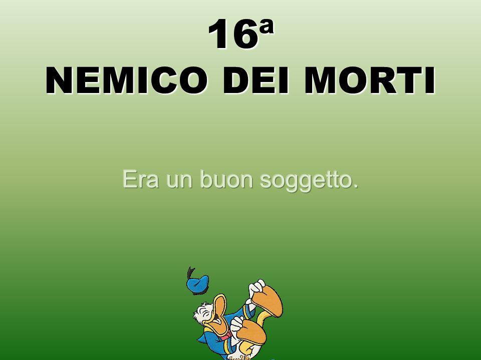 15ª DIRETTORE DI BANCA