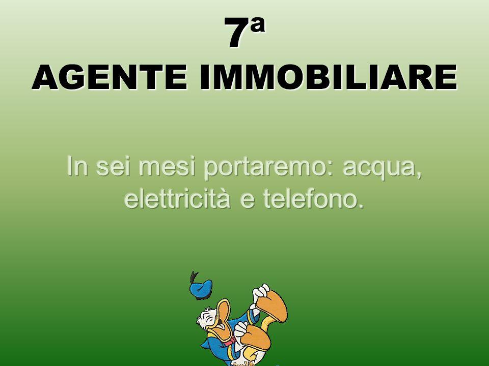 7ª AGENTE IMMOBILIARE