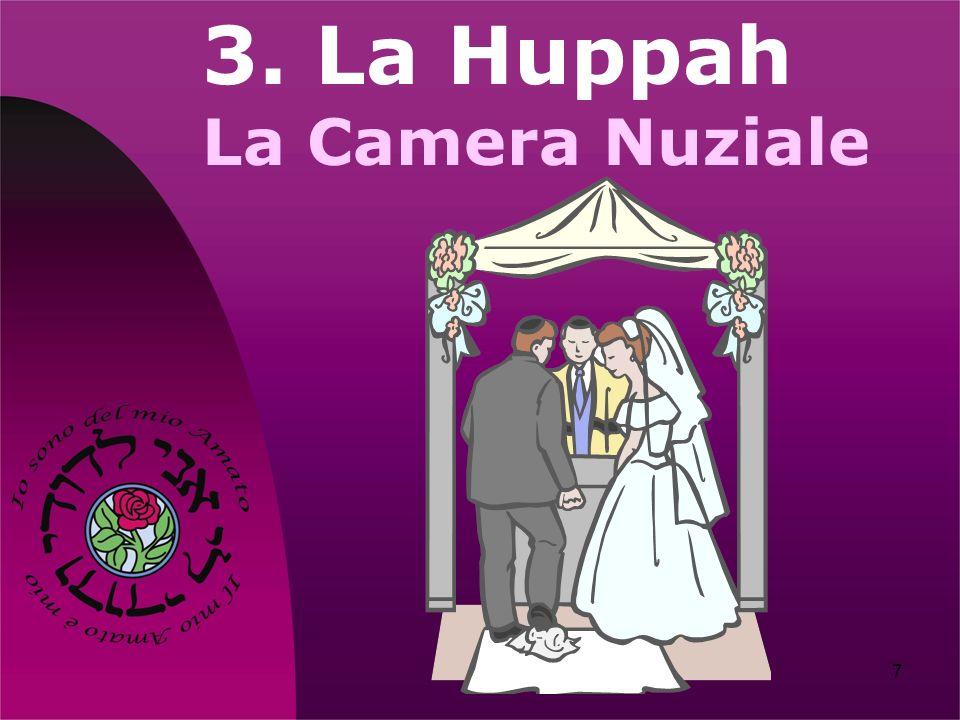 7 3. La Huppah La Camera Nuziale