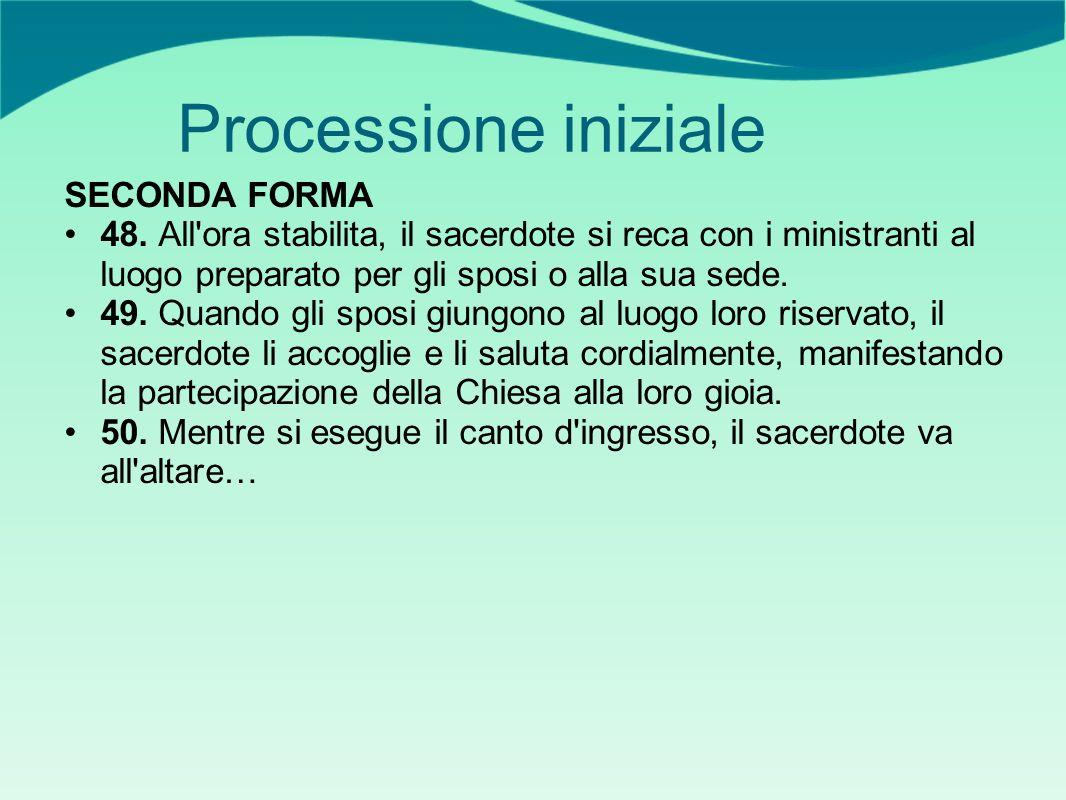 Processione iniziale SECONDA FORMA 48.