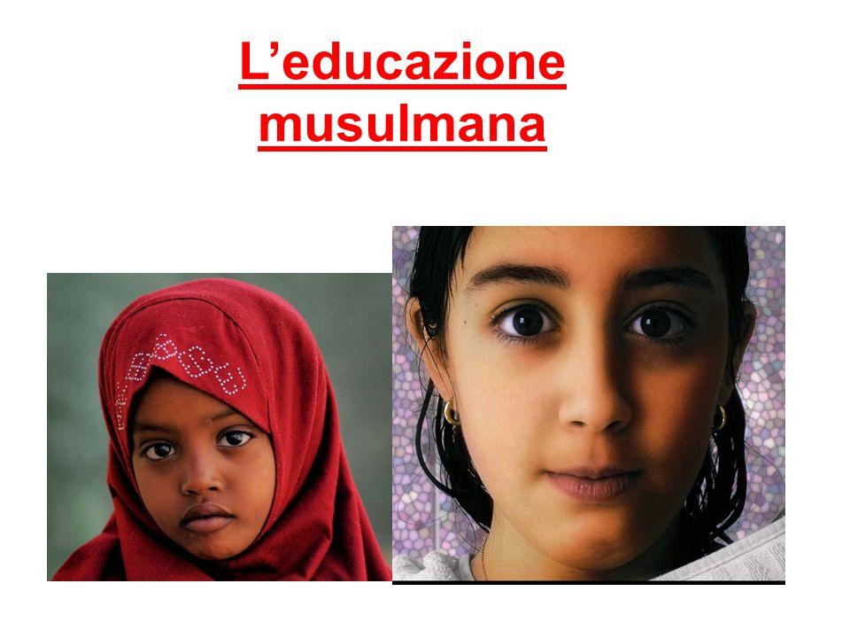 Leducazione musulmana