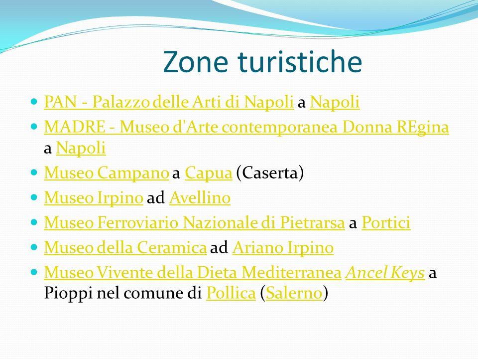 Zone turistiche PAN - Palazzo delle Arti di Napoli a Napoli PAN - Palazzo delle Arti di NapoliNapoli MADRE - Museo d'Arte contemporanea Donna REgina a