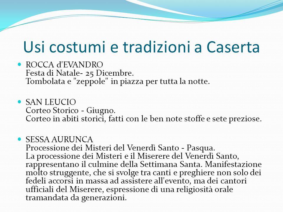 Usi costumi e tradizioni a Caserta ROCCA d'EVANDRO Festa di Natale- 25 Dicembre. Tombolata e