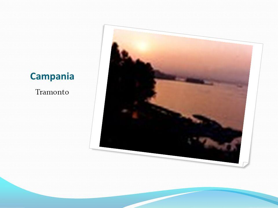 Campania Tramonto