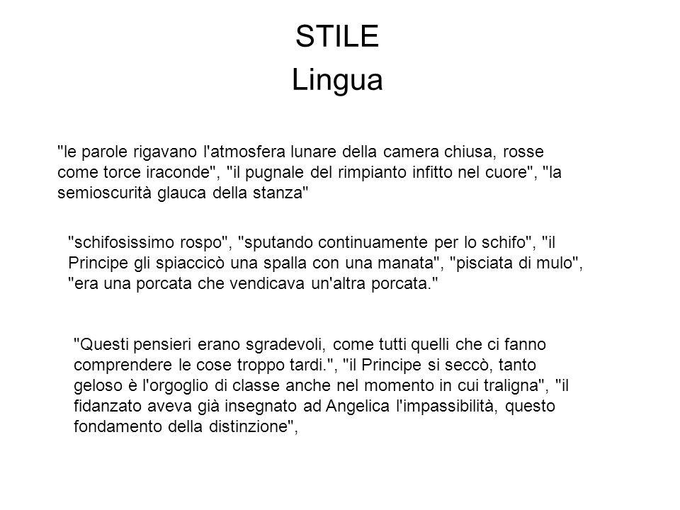 STILE Lingua