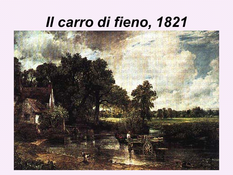 Il carro di fieno, 1821