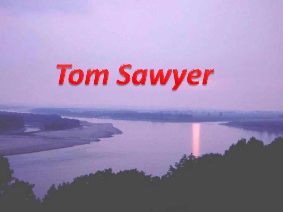 The adventures of Thomas Sawyer Data di pubblicazione: 1876 Luogo e periodo di ambientazione dei fatti narrati: Stati Uniti (Missouri) nella seconda metà dell Ottocento.