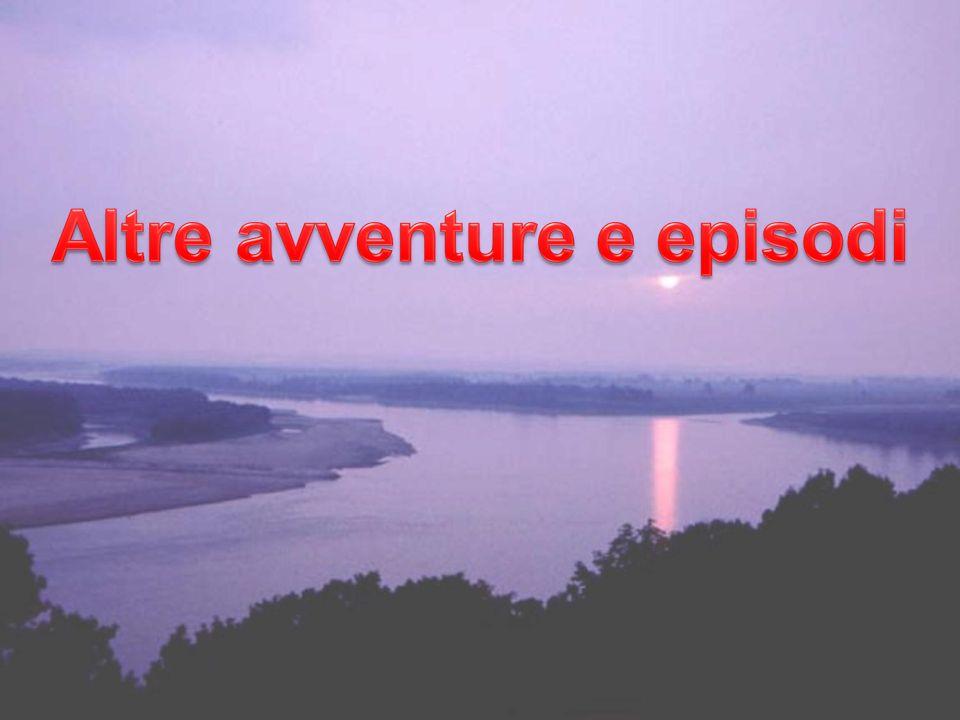 Persi nella grotta.Tom fa un picnic con Becky ed entrano in una grotta dove si perdono.