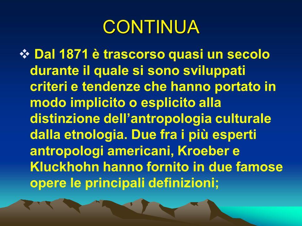 IL DETERMINISMO AMBIENTALE SECONDO GOLDENWEISER Lipotesi che lambiente fisico condizioni la vita e la cultura delle comunità umana è stata discussa da alcuni autori come Montesquie (1689-1755), il Taine (1828- 1893), il Buckle; Il Primo etnologo a ritenere che lambiente fisico avesse una importanza notevole sullo sviluppo delle civiltà e sulle culturale fu Federico Ratzel (1844-1904), fondatore dellAntropogeografia;