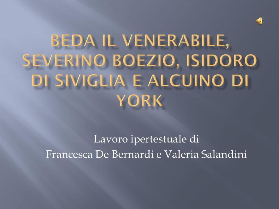 Anicio Manlio Torquato Severino Boezio (Roma, 475 – Pavia, 25 ottobre 525) è stato un filosofo romano.