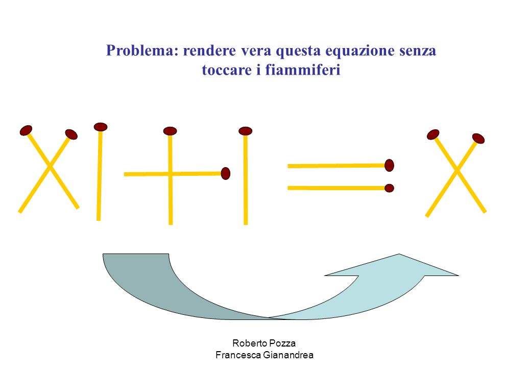 Roberto Pozza Francesca Gianandrea