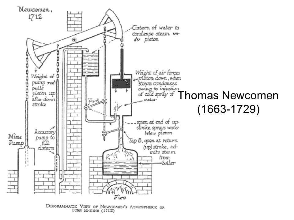 Thomas Newcomen (1663-1729)