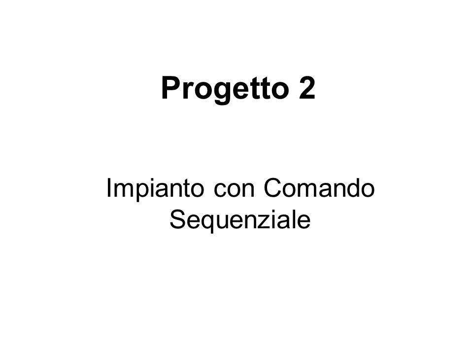 Impianto con Comando Sequenziale Progetto 2