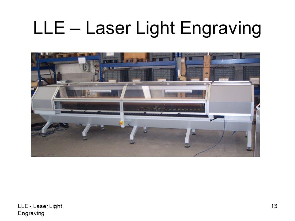 LLE - Laser Light Engraving 13 LLE – Laser Light Engraving